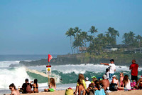 Big Wednesday at Waimea